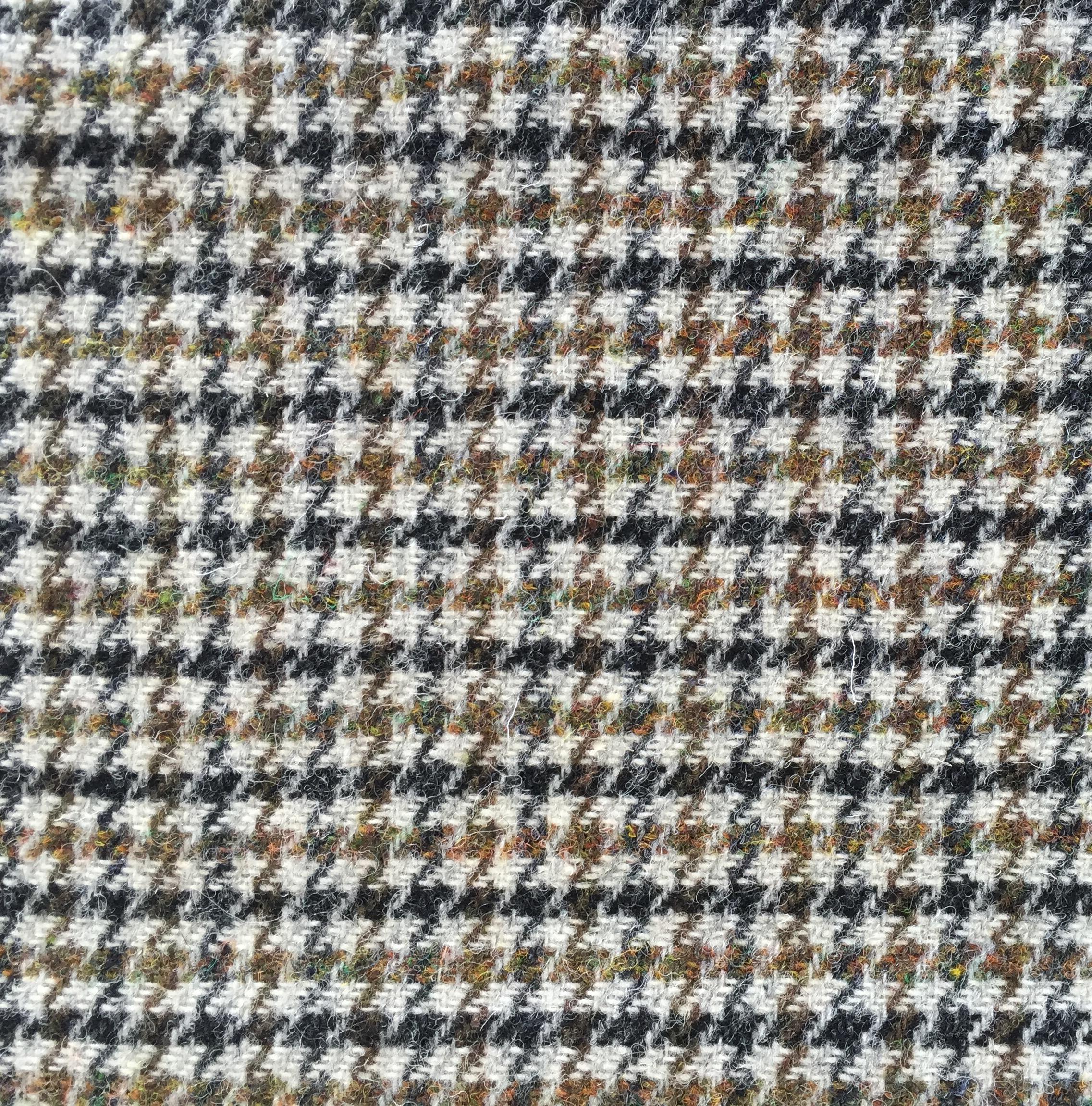 K157 Double Width Harris Tweed